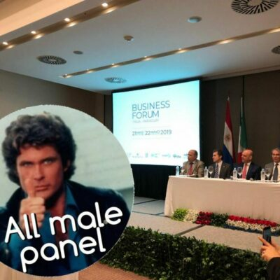 Business Forum Paraguay 2019