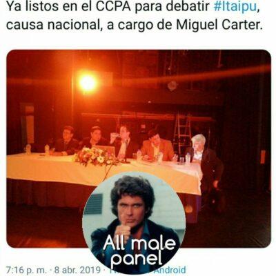 CCPA_Debate Itaipu_2019-04-08