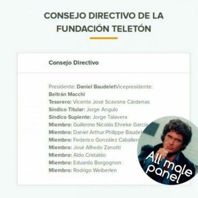 DirectivoTeleton