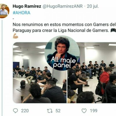 Gamers Paraguay