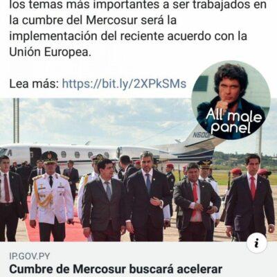 Marito Mercosur 2019