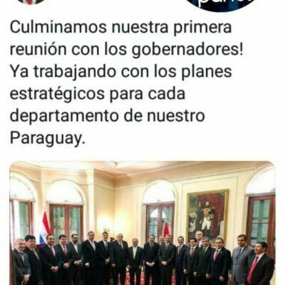 Primera reunión con gobernadores_ 2018