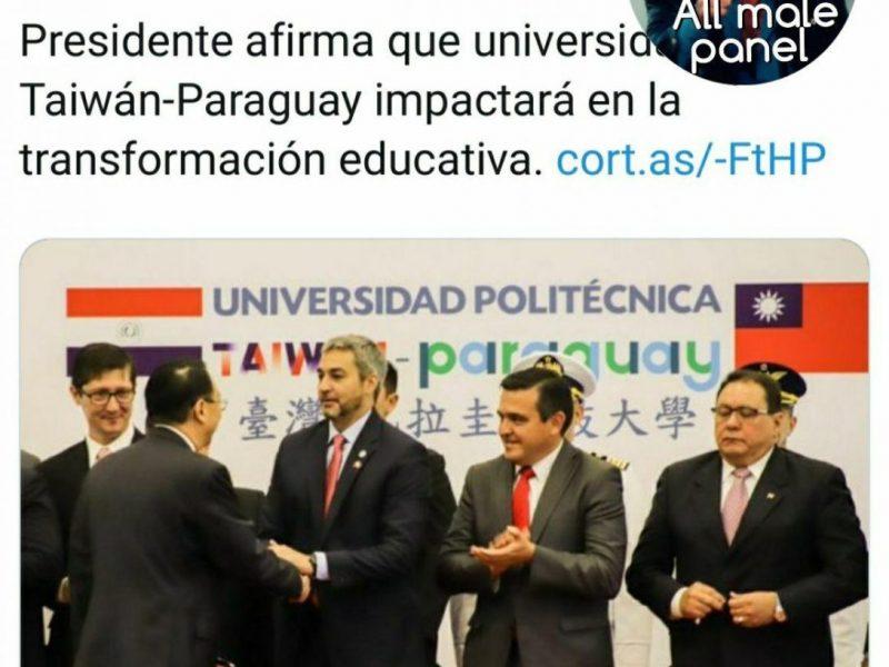 Universidad Taiwan-Paraguay2019