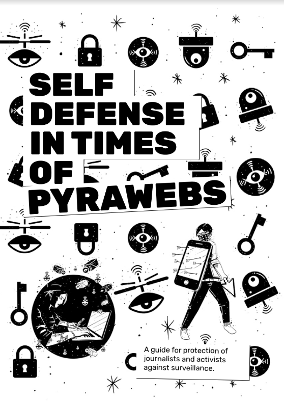 Self defense in times of pyrawebs