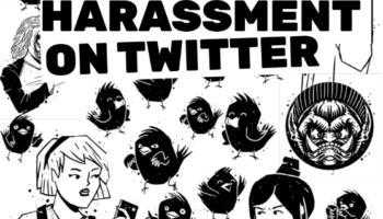 Together against digital harrassment on twitter