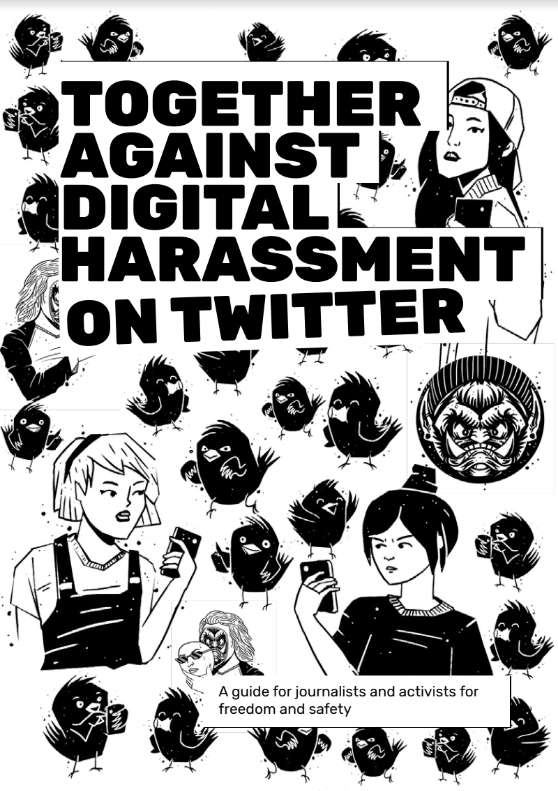 Together against digital harrassment on twitter