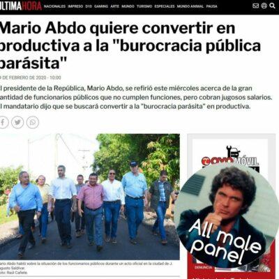 Mario Abdo_2020