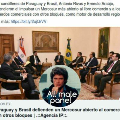 Mercosur Paraguay_Brasil 2020
