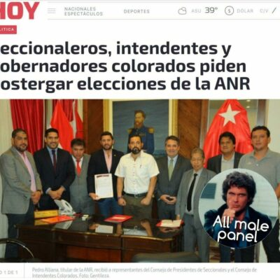 ANR Elecciones coronavirus 2020