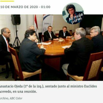 reunion ministros2020