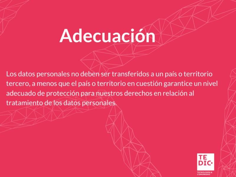 adecuacion