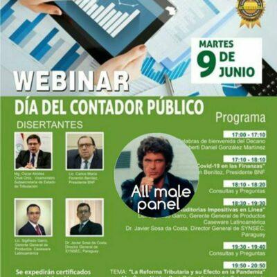 webinar contador publico