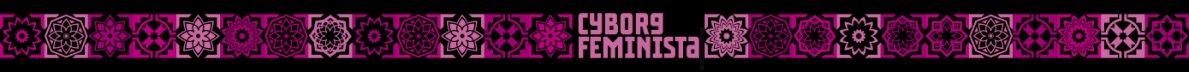 Cyborgfeminista